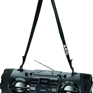 AEG Ghettoblaster mit Bluetooth/USB