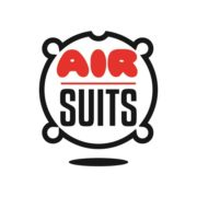 AirSuits Ballerina Kostüm für Festivals Logo
