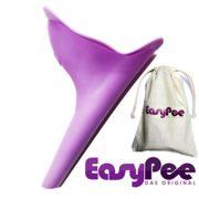 Festival Gadgets Frauenurinal EasyPee im Stehen pinkeln Gesamtansicht