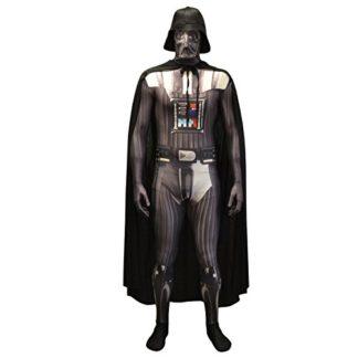 Star Wars Morphsuits Darth Vader Kostüm für Festivals