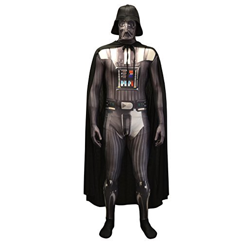 Star Wars Morphsuits Darth Vader Kostüm für Festivals