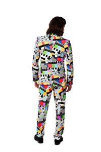 OppoSuits Testival Anzug für Festivals Ansicht hinten