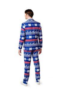 OppoSuits The Rudolph Anzug für Festivals Ansicht hinten