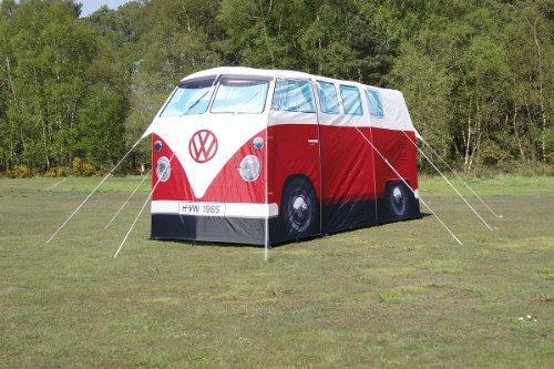 vw bully zelt rot sieht aus wie ein vw bus von 1965 ist. Black Bedroom Furniture Sets. Home Design Ideas