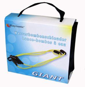 Festival Gadgets Wasserbombenschleuder Verpackung