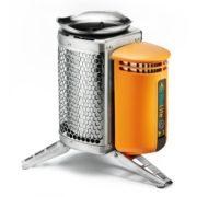 Biolite Campingkocher und USB Ladegerät