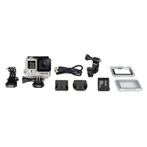 GoPro Actionkamera Hero4 Silver Adventure
