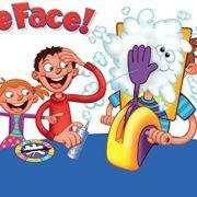 Festival Gadgets Hasbro Pie Face Spiel Bedienung