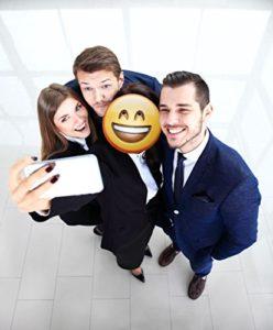 Smiley Masken