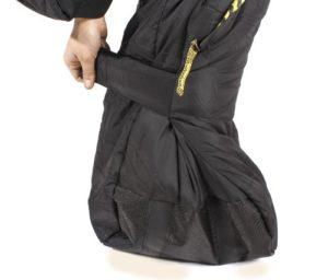 Schlafsack mit Armen und Beinen
