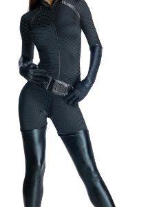 Sexy Catwoman Kostüm mit Zubehör
