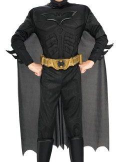 Batman Kostüm Set inklusive Zubehör