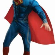 Superman Kostüm komplett mit Zubehör