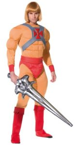 Smiffy's Original He-Man Kostüm