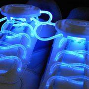 Leuchtende LED Schnürsenkel