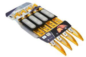 Zelthering mit LED