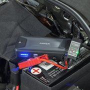 Kompakte Auto Starthilfe