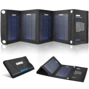 Festival Gadgets Solar Ladegerät faltbar