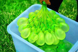 Original Bunch O Balloon Wasserbomben, 100 Wasserbomben in 60 Sekunden - selbstschließend ohne Knoten