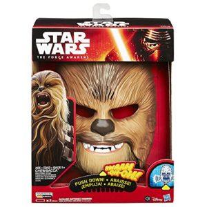 Star Wars elektronische Chewbacca Maske Verpackung