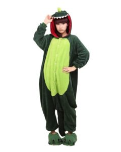 Festival Gadgets Pokemon Dinosaurier Kostüm Anime Cosplay Halloween